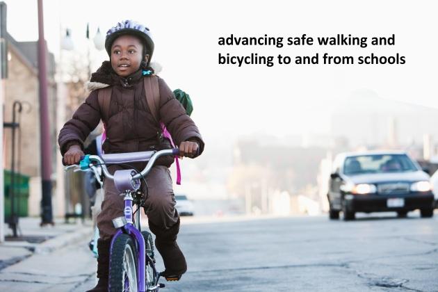 advancing walkbike