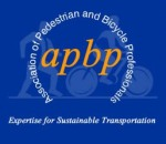 Association of pedestrian and bicycle professionals logo