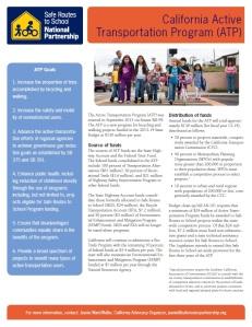ATP Fact Sheet