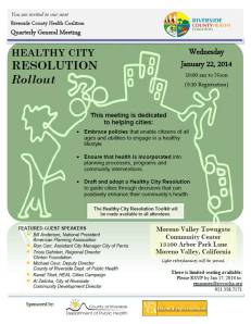 Jan 22 HEAL rollout invitation