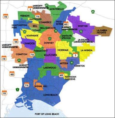 Gateway Cities Region