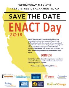 ENACT flyer